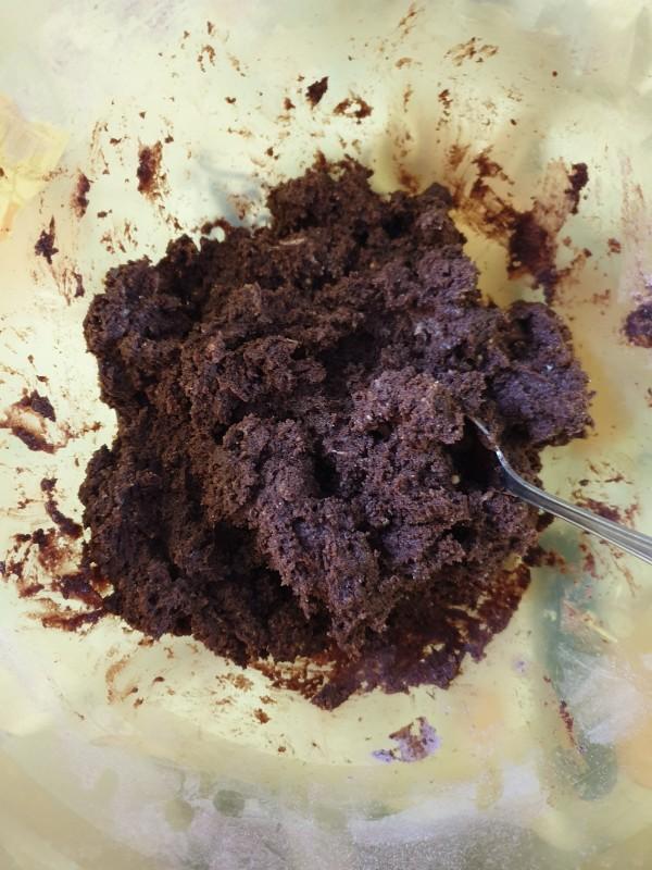 BISCOTTONI cookies al cioccolato e cioccolato | ricetta biscotti morbidi veloci