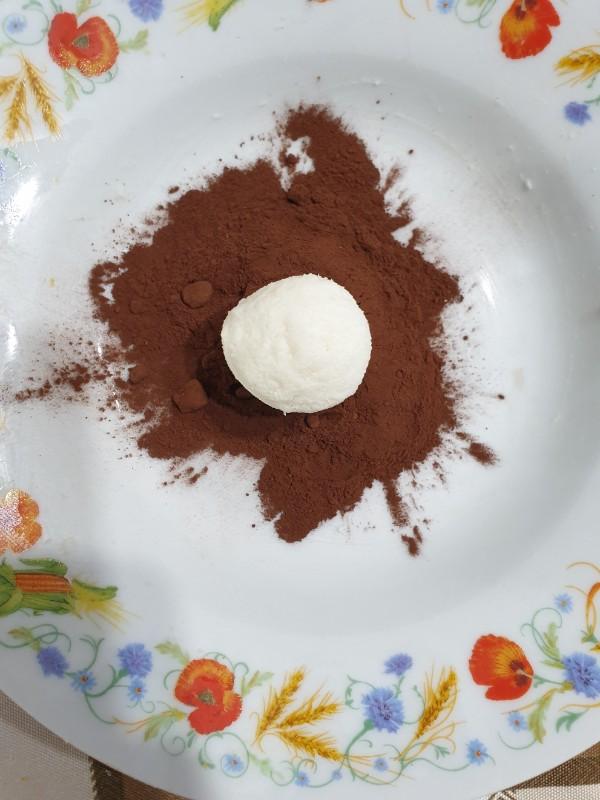 ricetta dolce AL COCCO ricetta dolcetti veloci cocco e ricotta senza cottura