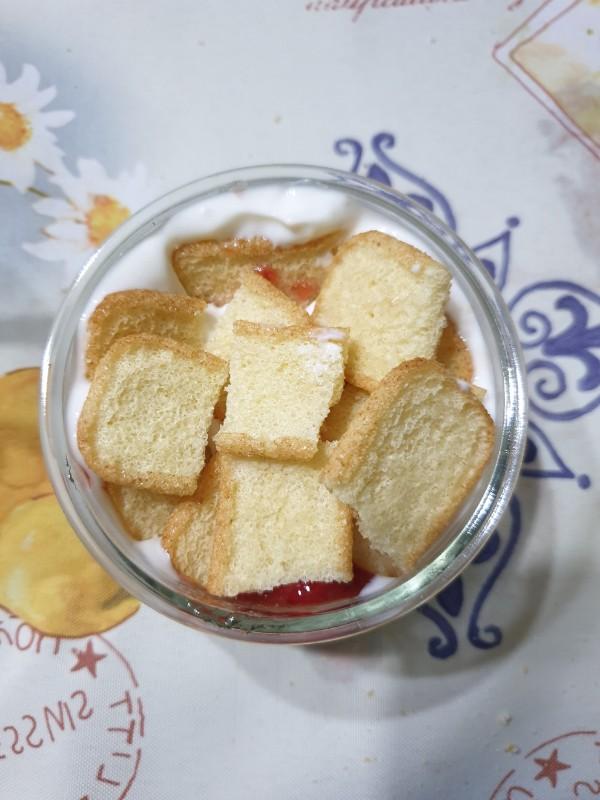 DOLCE VELOCE ALLE FRAGOLE ricetta dolce light con frutta