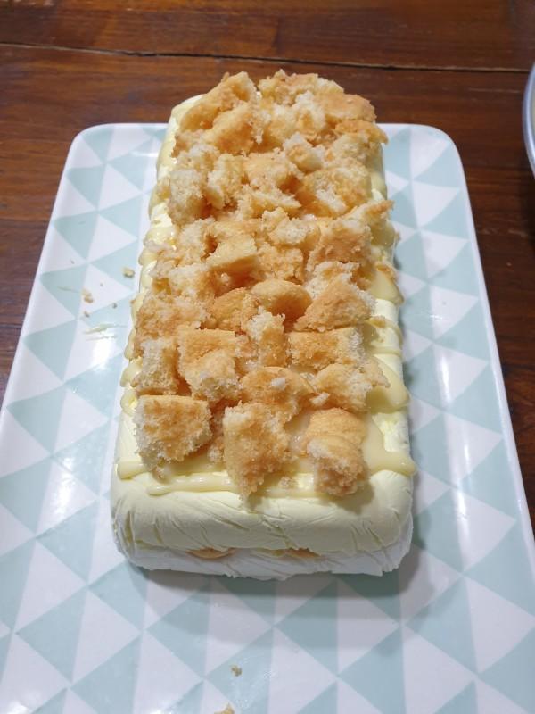 gelato AL LIMONE fatto in casaricetta dolce freddo estivo veloce senza cottura
