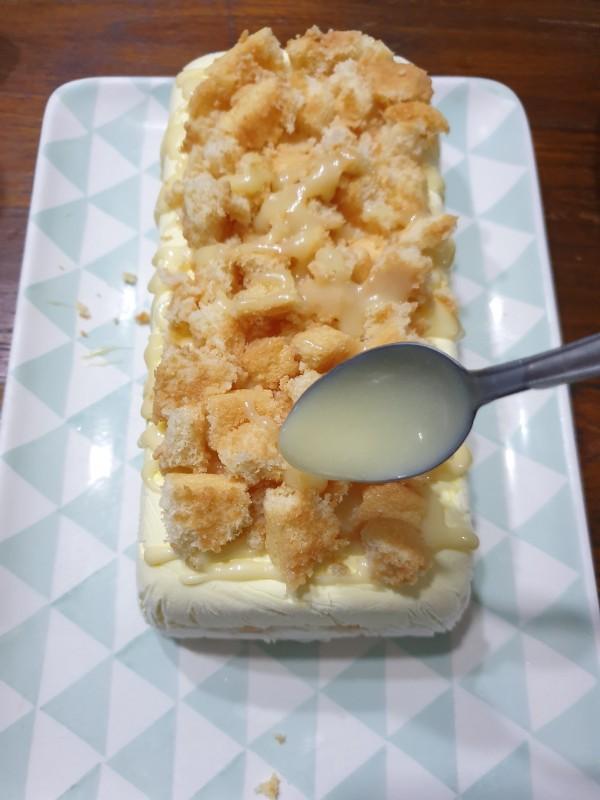 gelato AL LIMONE senza gelatiera ricetta dolce freddo estivo veloce senza cottura