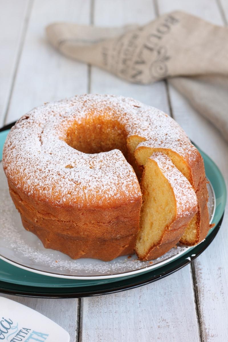 CIAMBEllone AL LIMONE di Antonio Paolino | torta soffice al limone