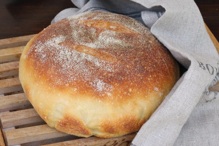 PANE DI PATATE ricetta pane con patate morbido | pane alle patate lesse