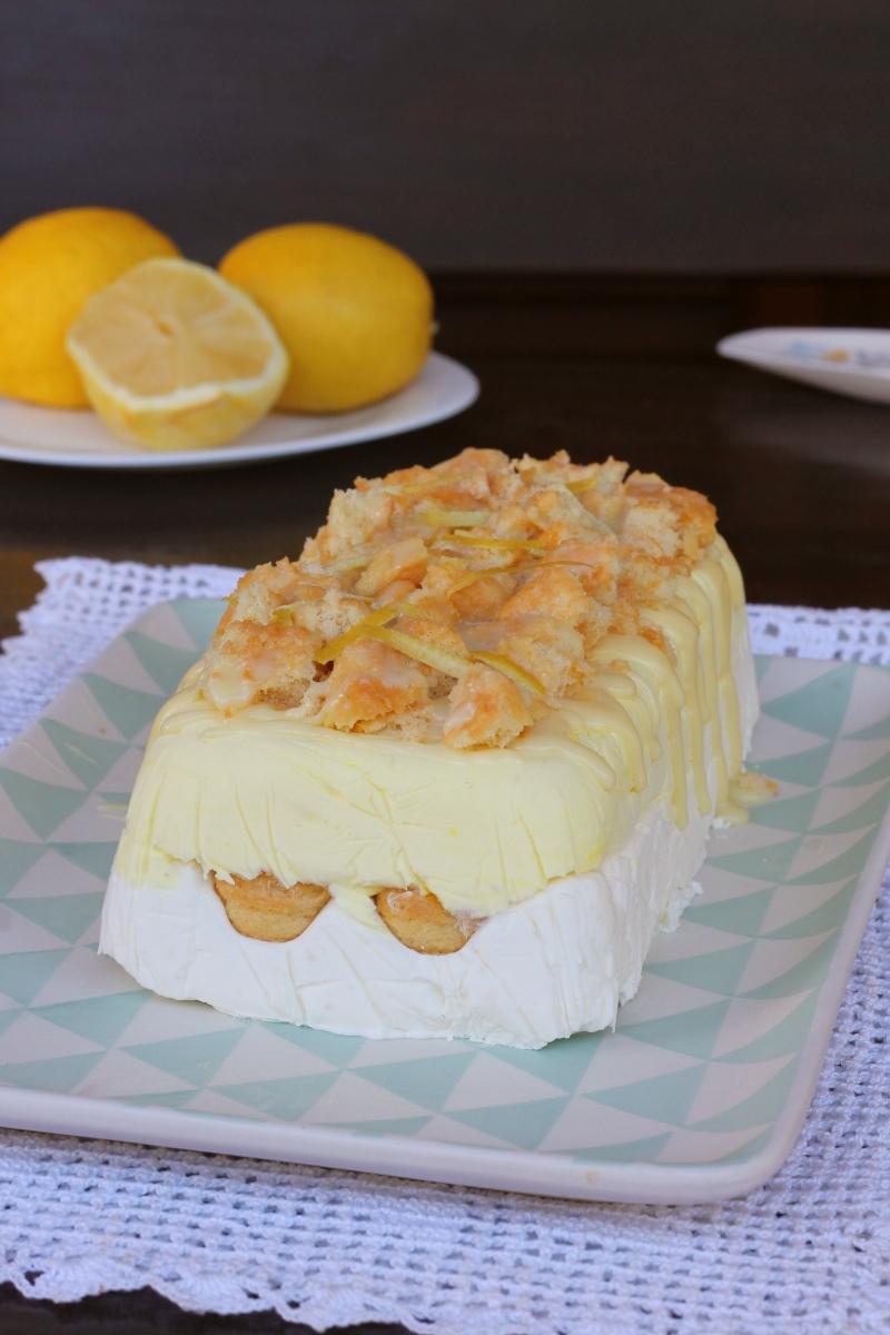 dolce FREDDO AL LIMONE ricetta dolce freddo estivo veloce senza cottura