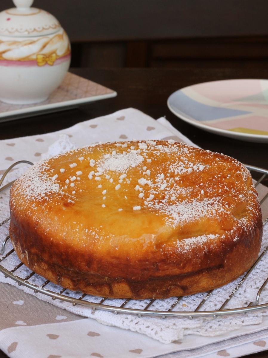 LIEVITATO DOLCE TRADIZIONALE NAPOLETANO brioche crema e amarene | ricetta dolce casertano