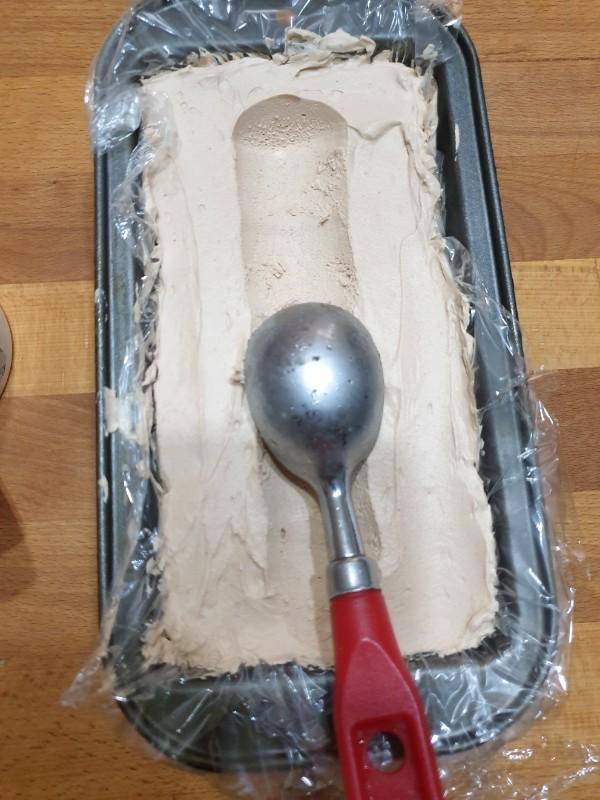 semifreddo al caramello mou e arachidi torta gelato snickers | gelato FURBO caramello mou