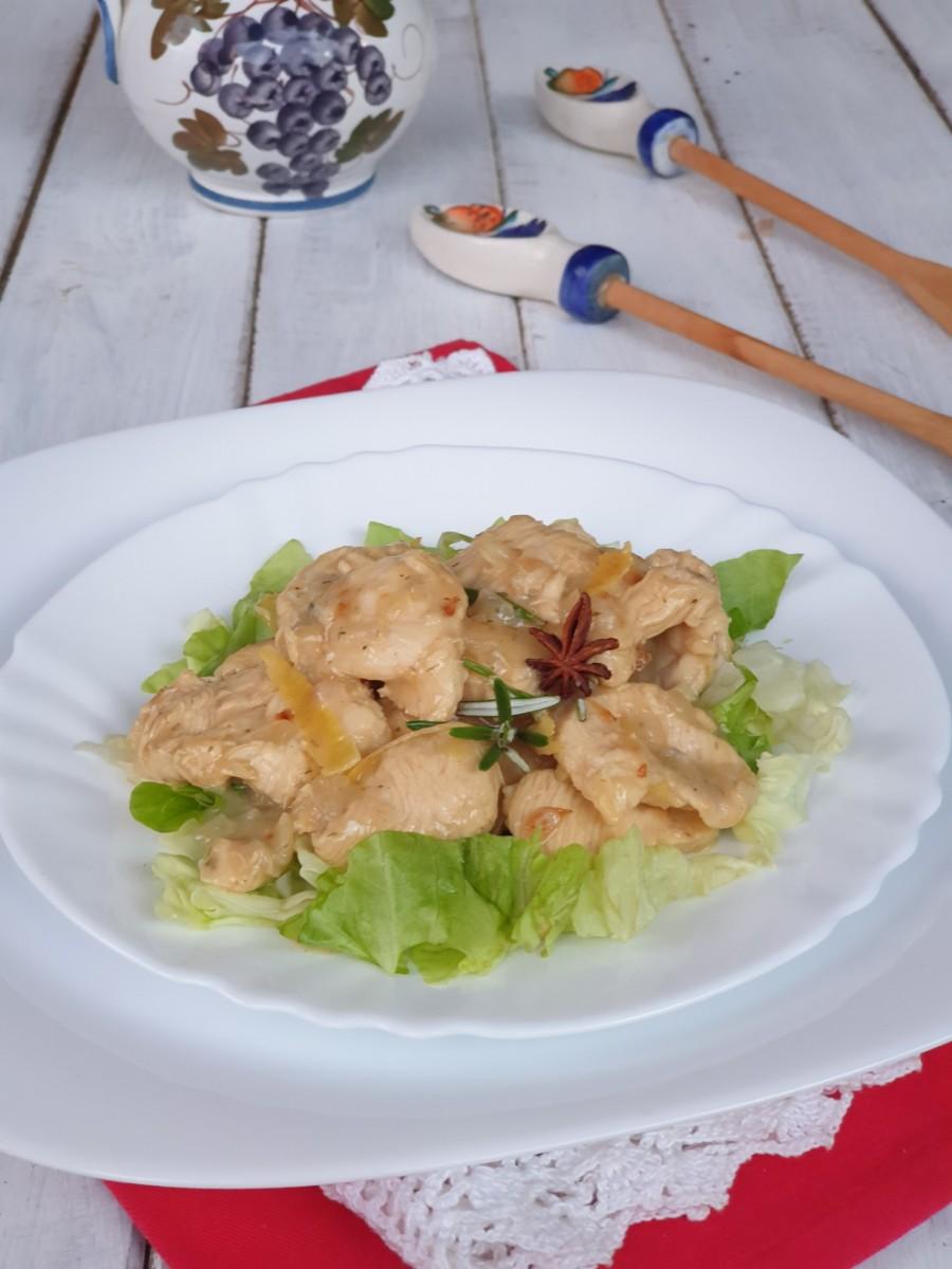 PETTI DI POLLO al miele ricetta straccetti di pollo al limone in padella