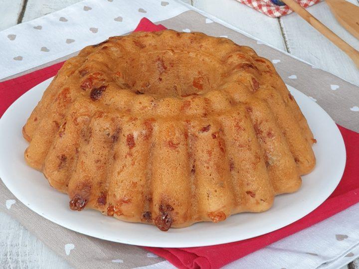 BABA' SALATO NAPOLETANO babà rustico morbido | ricetta tradizionale