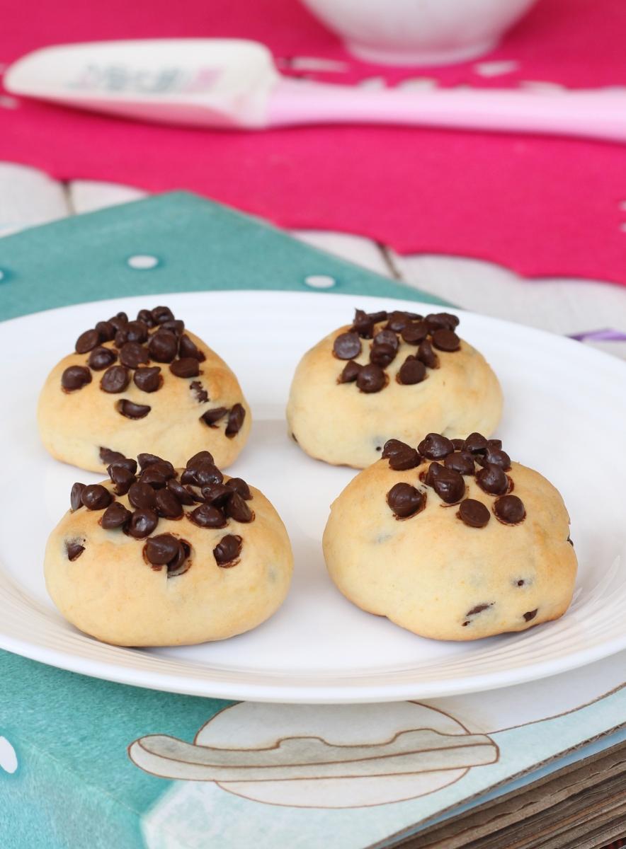 BISCOTTI SENZA BURRO con YOGURT biscotti allo yogurt