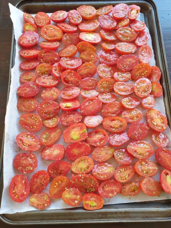 POMODORi CONFIT pomodorini caramellati ricetta | pomodori caramellati