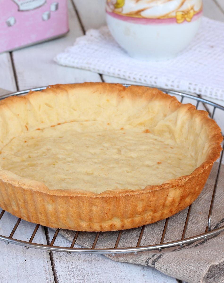 COTTURA IN BIANCO (o alla cieca) per crostate fredde e torte salate