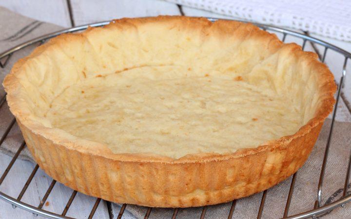 COME FARE la COTTURA alla CIECA | cottura in bianco per crostate