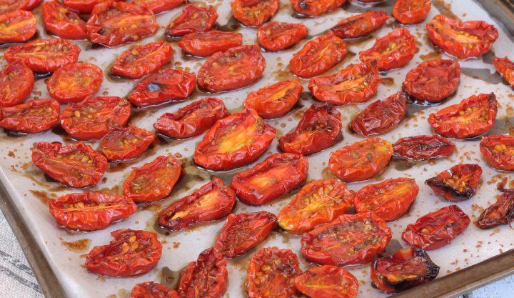 POMODORINI CONFIT pomodori confit ricetta | pomodorini caramellati