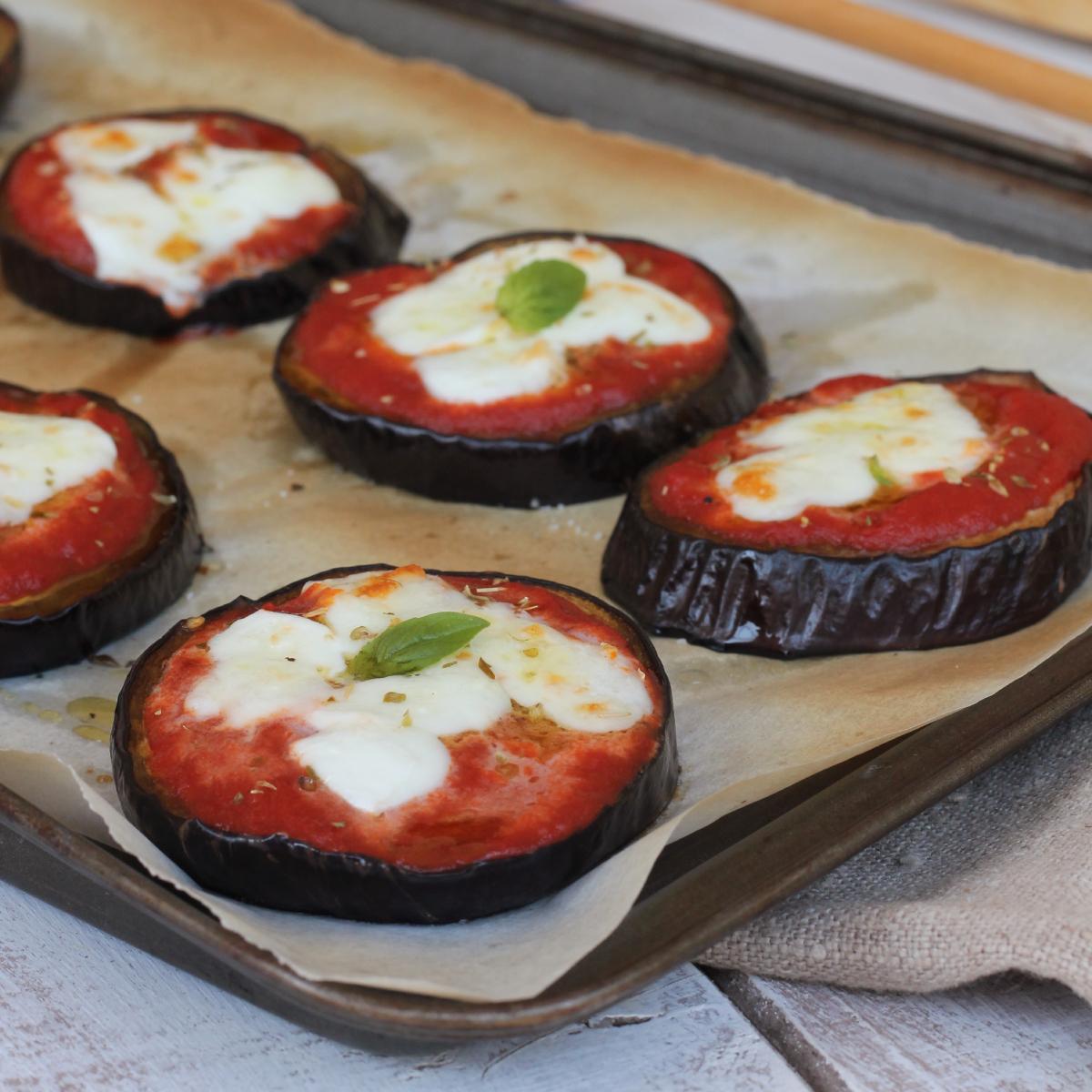 MELANZANE alla pizzaiola al forno o in padella | ricetta con melanzane