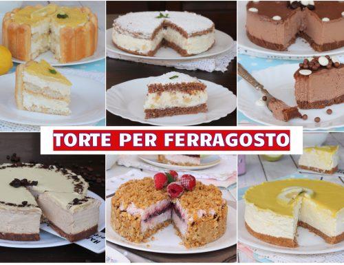 TORTE PER FERRAGOSTO