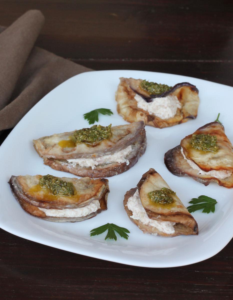 MELANZANE CON TONNO ricetta melanzane e tonno in scatola