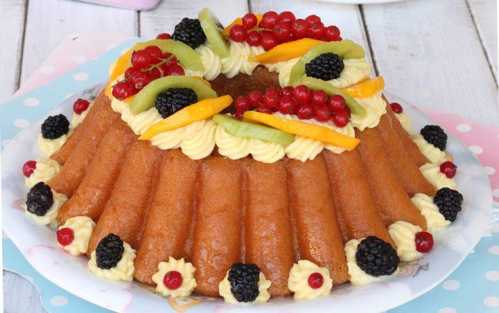 SAVARIN ricetta babà di Iginio Massari | babà dolce napoletano