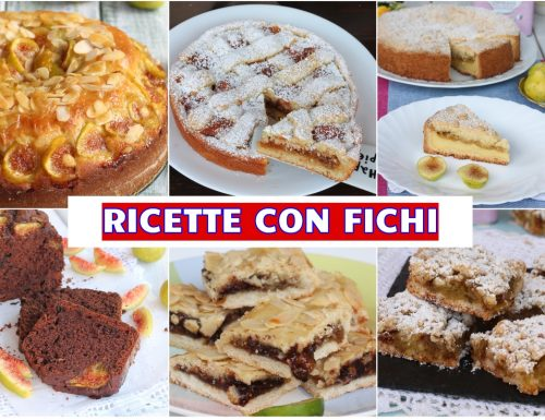 RICETTE CON FICHI