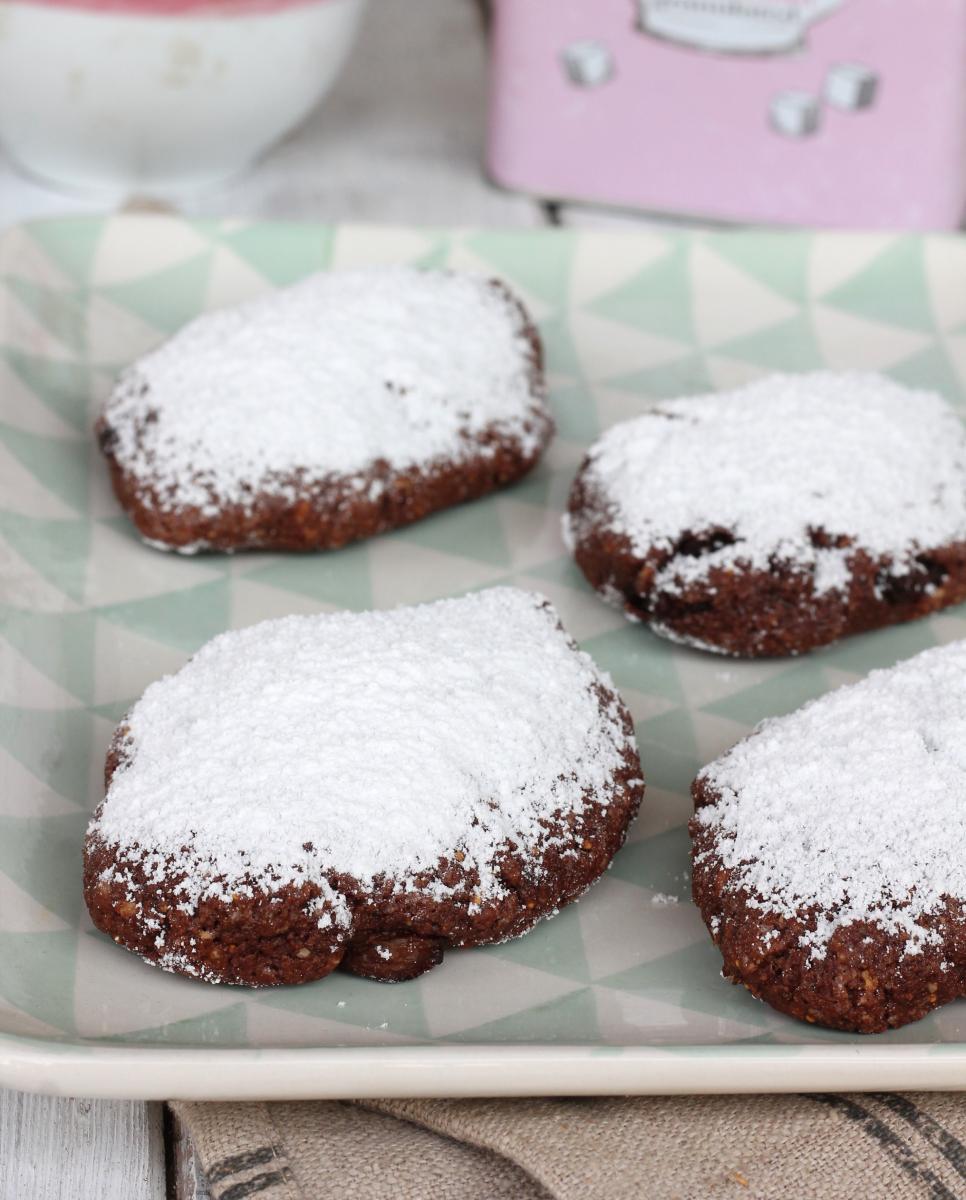 BISCOTTI OGNISSANTI pan dei morti RICETTA ORIGINALE milanese   biscotti speziati veloci