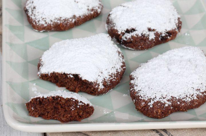 BISCOTTI DI OGNISSANTI pan dei morti milanese   biscotti speziati veloci