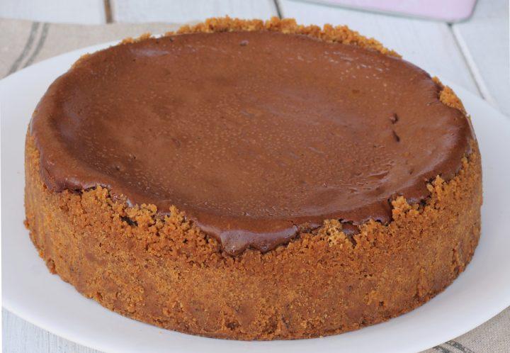 CHEESECAKE al CIOCCOLATO COTTA new york cheesecake cioccolato