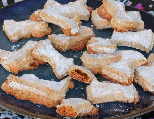 OSSA DEI MORTI biscotti tradizionali