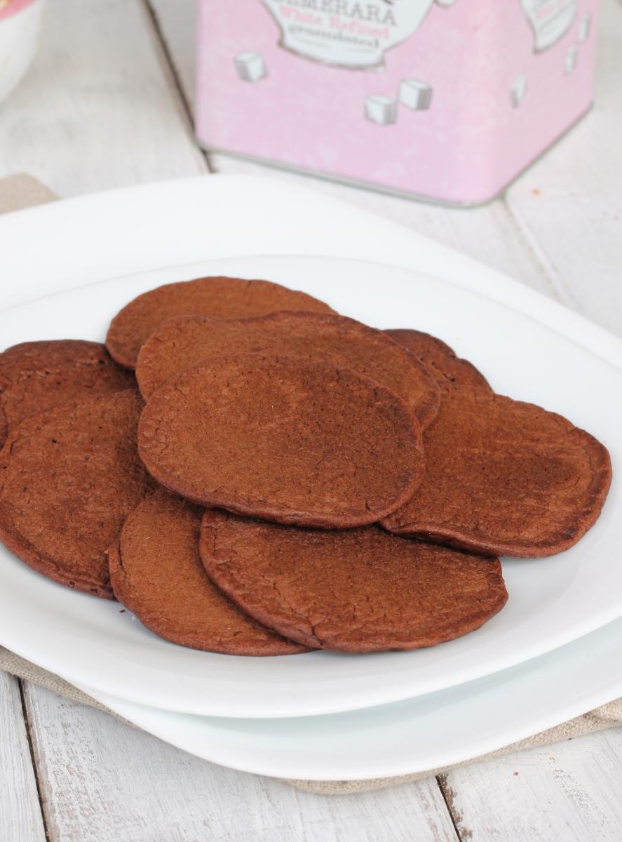 PANCAKE AL CACAO LIGHT | ricetta pancakes allo yogurt solo albumi