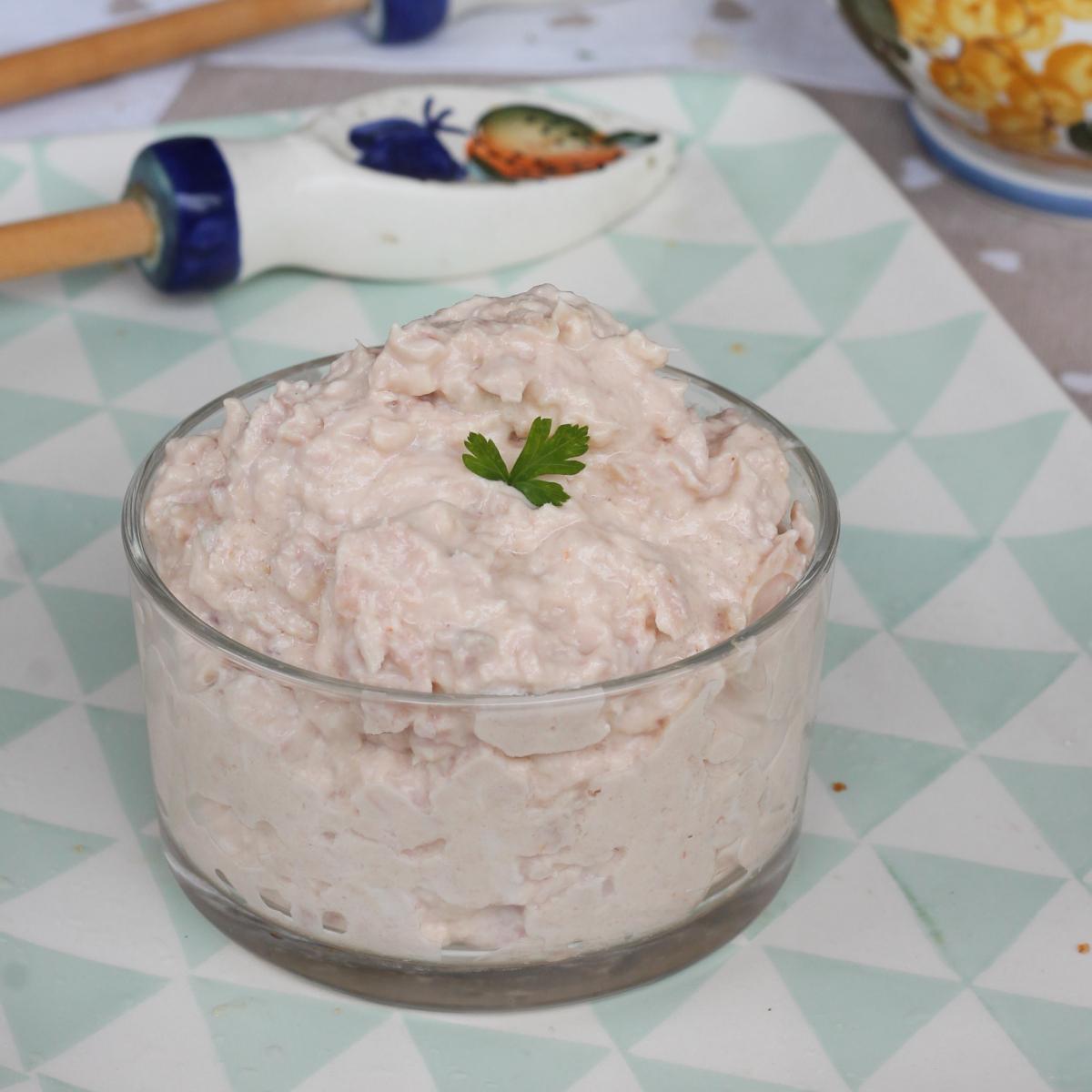 SALSA TONNATA CON PHILADELPHIA ricetta salsa tonnata veloce