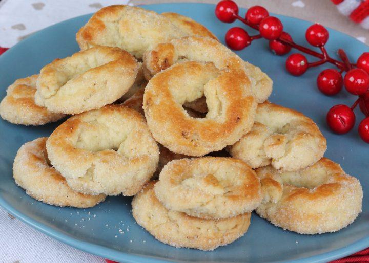 BISCOTTI ALL ANICE | ricetta biscotti senza burro e uova | dolci veloci