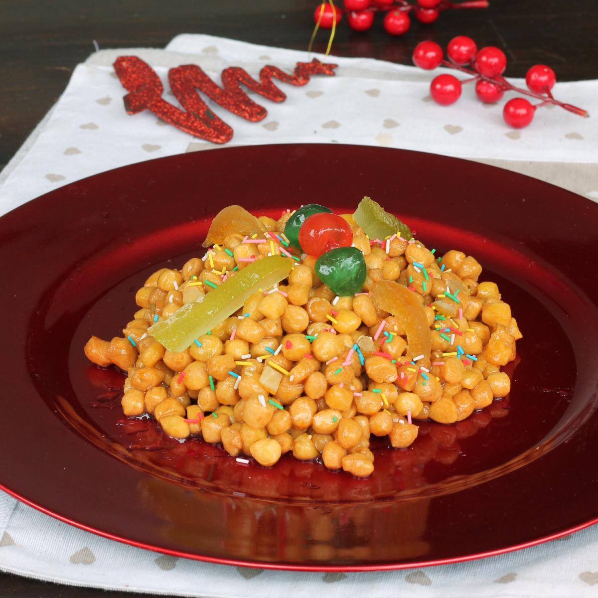 STRUFFOLI DELLA NONNA ricetta antica struffoli napoletani tradizionali