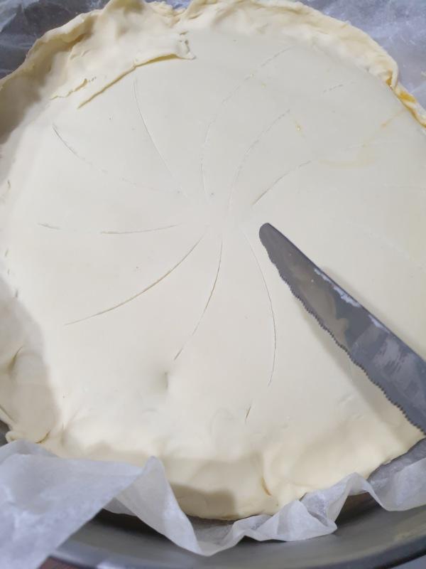 GALETTE DES ROIS dolce della befana |torta della befana con frangipane