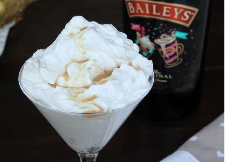 CREMA AL BAILEYS ricetta crema con liquore Baileys | crema veloce