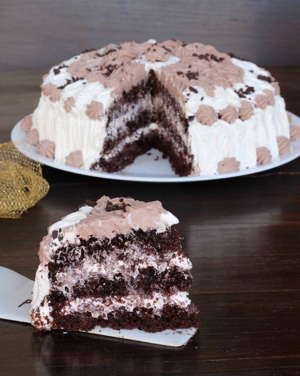 TORTA AL BAILEYS ricetta torta con irish cream   torta baileys e cioccolato