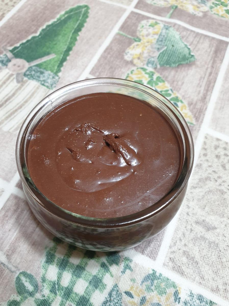 NUTELLA LIGHT ricetta crema spalmabile   nutella light senza zucchero