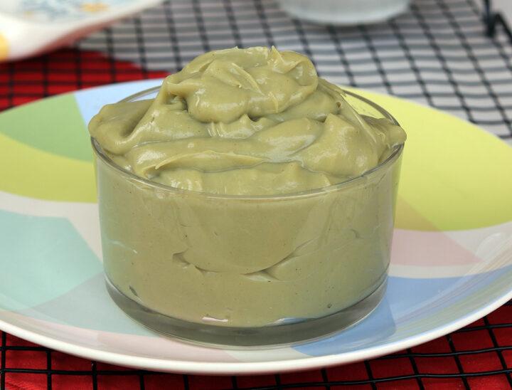 CREMA DI LATTE AL PISTACCHIO crema al pistacchio senza uova