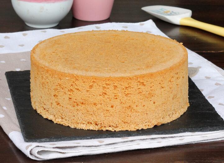 PAN DI SPAGNA MASSARI pan di Spagna Iginio Massari ricetta originale