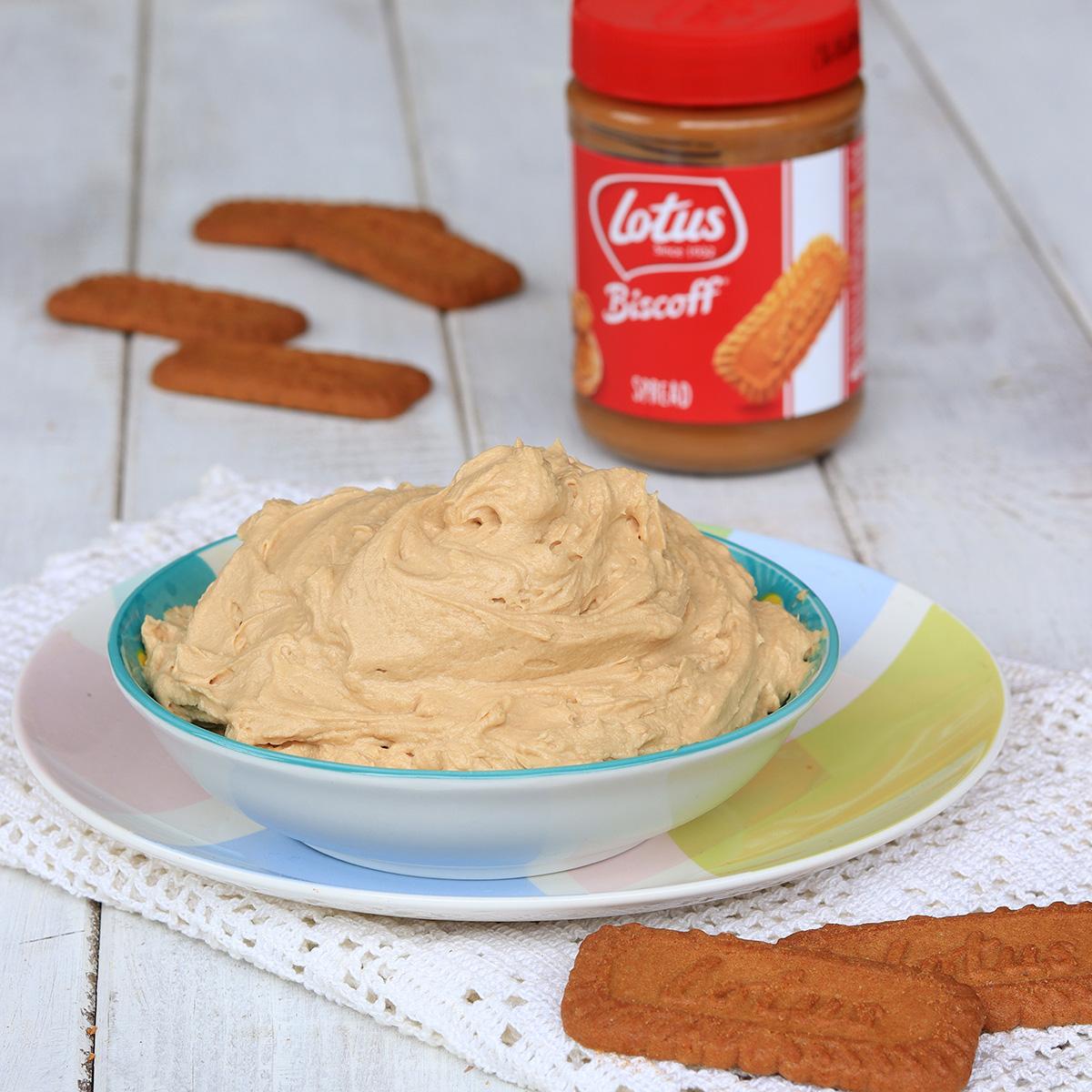LOTUS CREMA AL MASCARPONE ricetta crema ai biscotti Lotus Biscoff