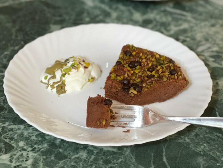 BROWNIES SENZA ZUCCHERO ricetta torta brownie light al cioccolato