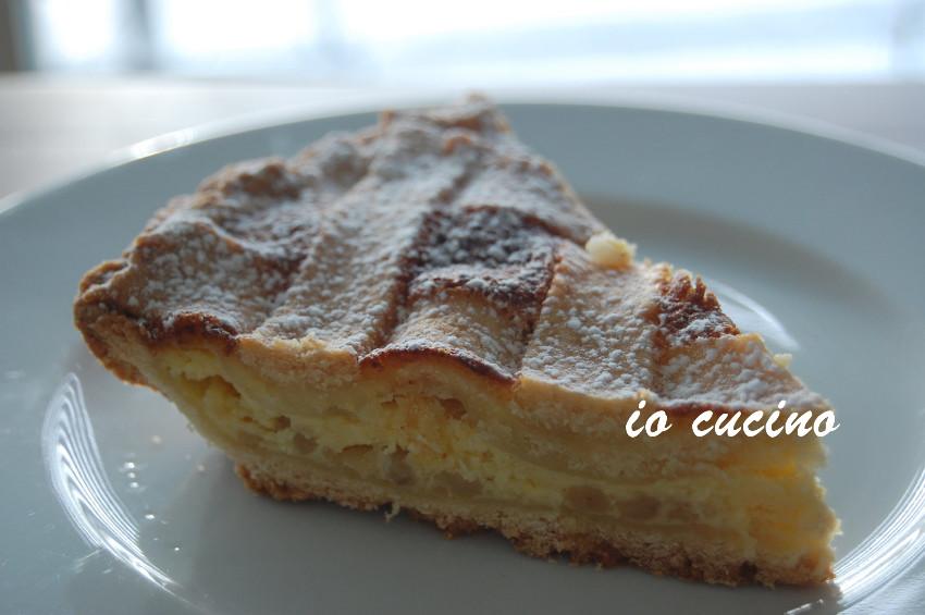 Pastiera napoletana : la  ricetta originale