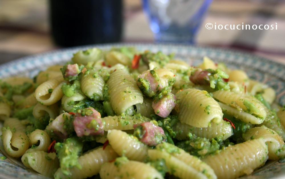 Ricette di cucina pasta con i broccoli