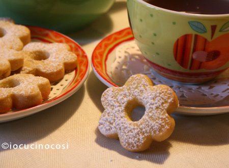Canestrelli | Ricetta biscotti
