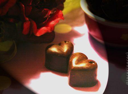 Cioccolatini speziati per San Valentino