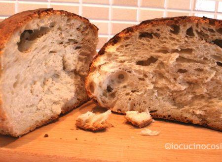 Pane fatto in casa | Ricetta con lievito madre