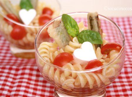 Pasta fredda sfiziosa – Ricetta per buffet