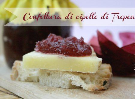 Confettura di cipolle di Tropea – Ricetta calabrese
