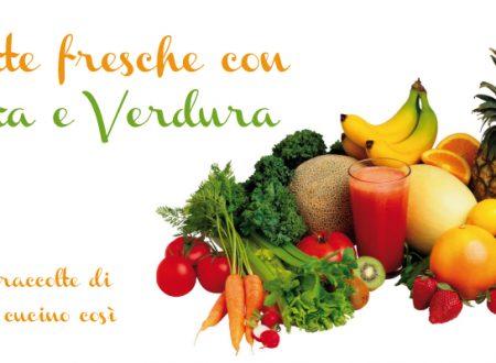 Raccolta Frutta e Verdura – Ricettario gratis da scaricare