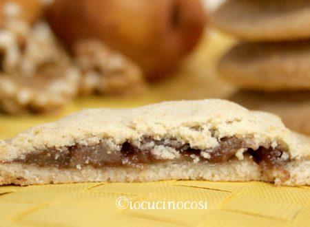 Frollini ripieni alle pere – Ricetta biscotti