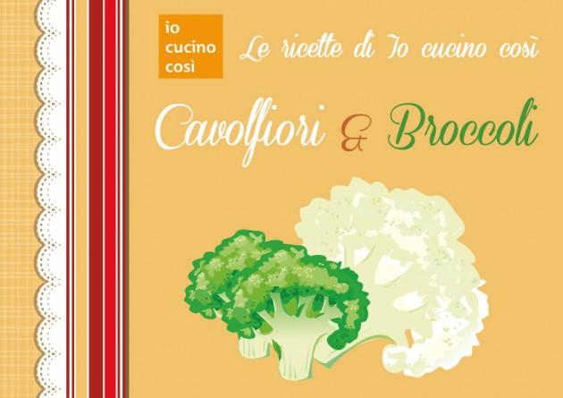 Ricettario gratis scaricare - Ricette con Broccoli e Cavolfiori