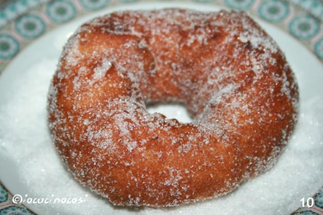 cullurielli con zucchero