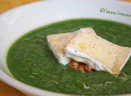 Zuppa di broccoli con formaggio e noci | Broccoli soup – Ricetta di Gordon Ramsay